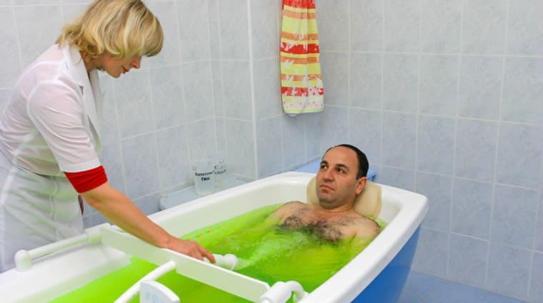Сидячие ванны при лечении простатита помогает ли магнит при лечении простатита